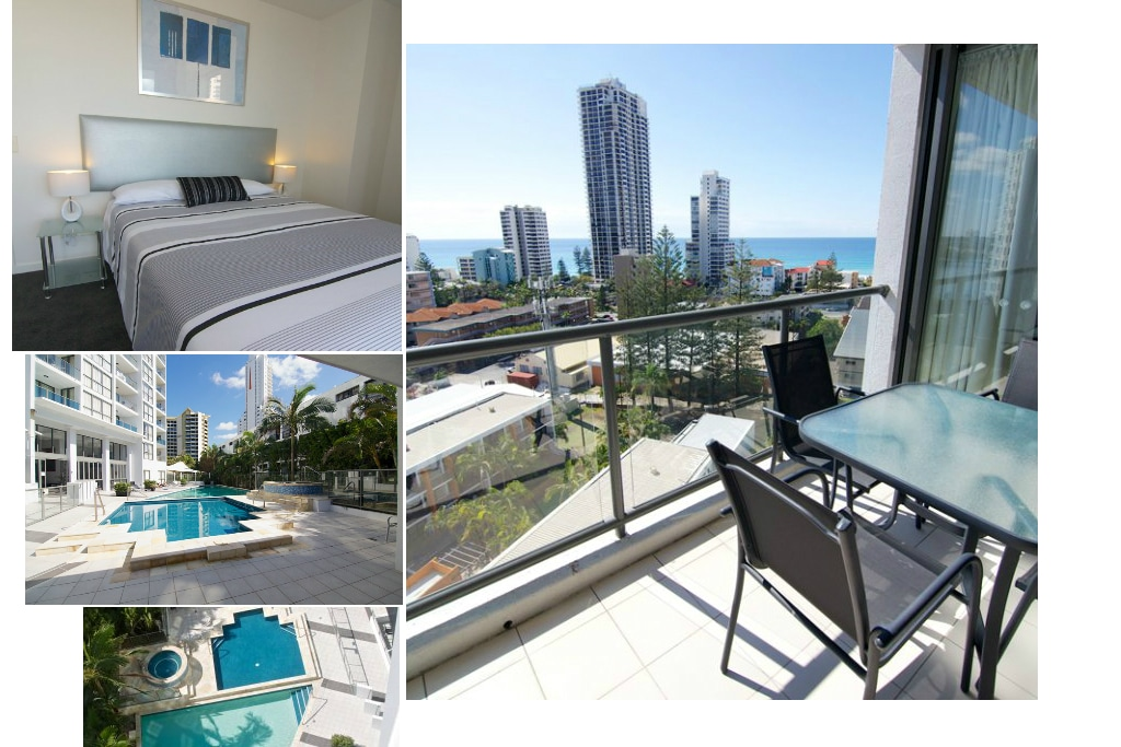 Surfers Paradise, Studio BeachViews