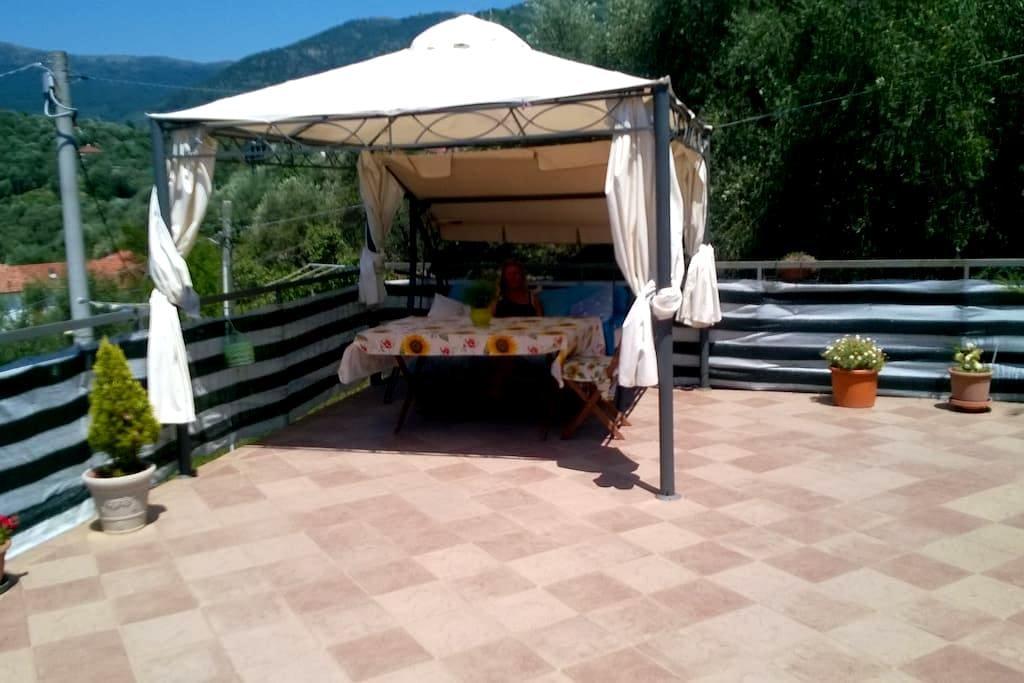 Vieni la Liguria più bella ti aspetta 2 - Diano San Pietro - Huis