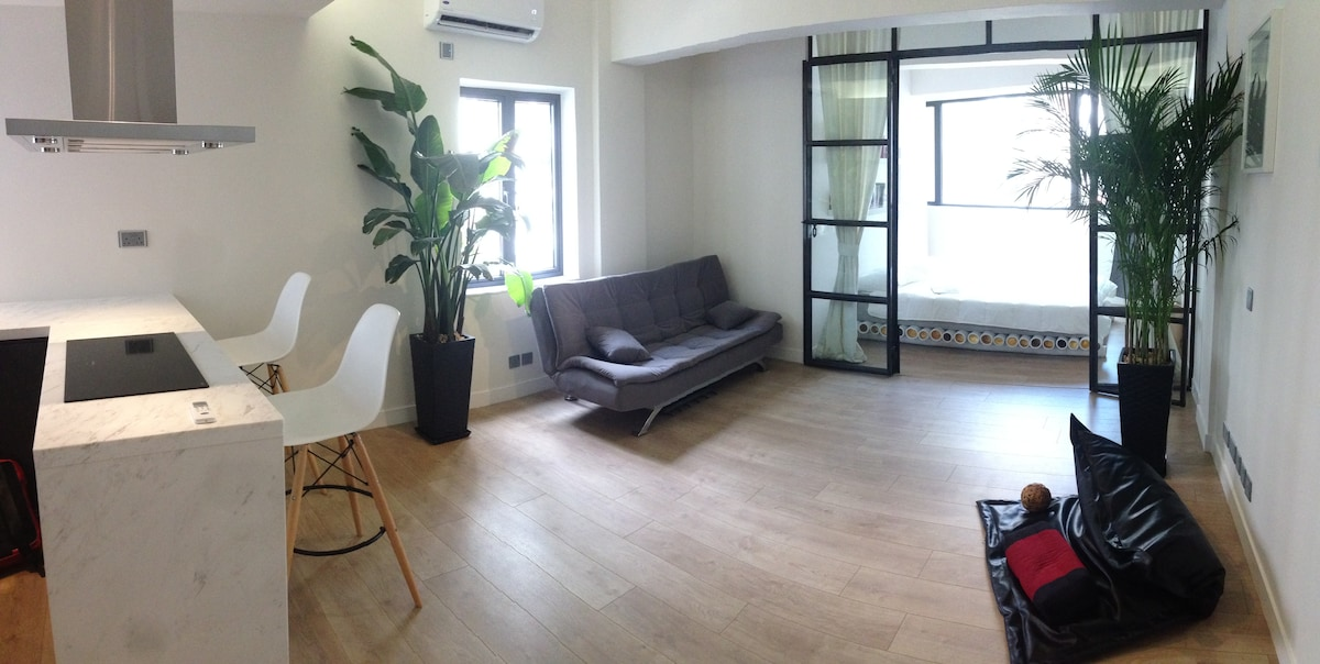 Spacious & Unique Flat, Soho 4ppl