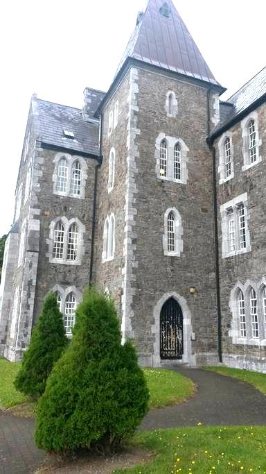 EN-SUITE Double room with parking possibility - Cork - Lägenhet