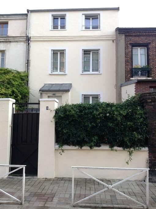 Charming 2 rooms with garden to 500 m - Montrouge - Wohnung