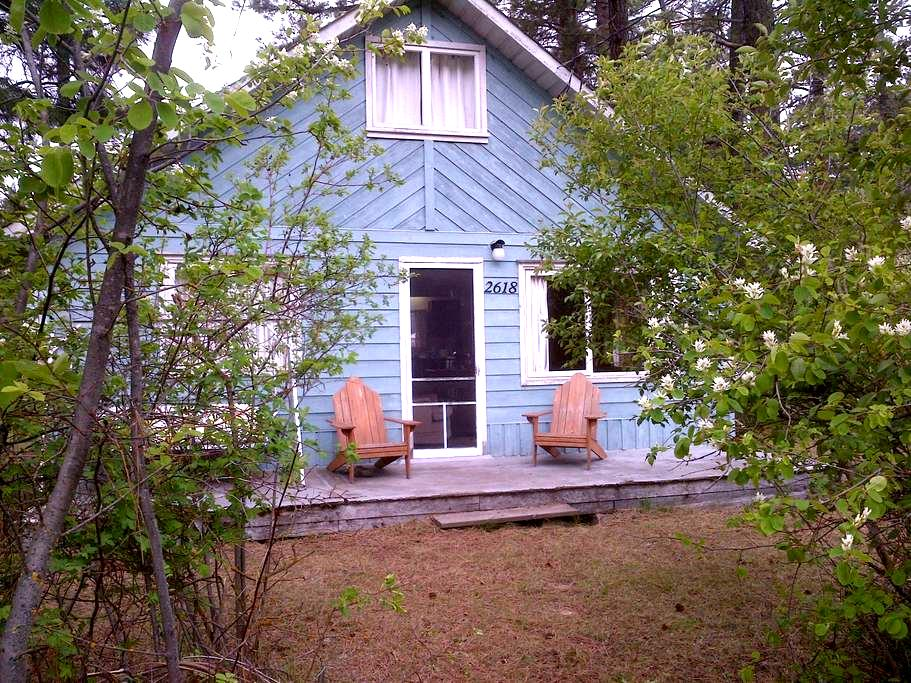 Cosy family cottage in Tulameen, BC - Tulameen