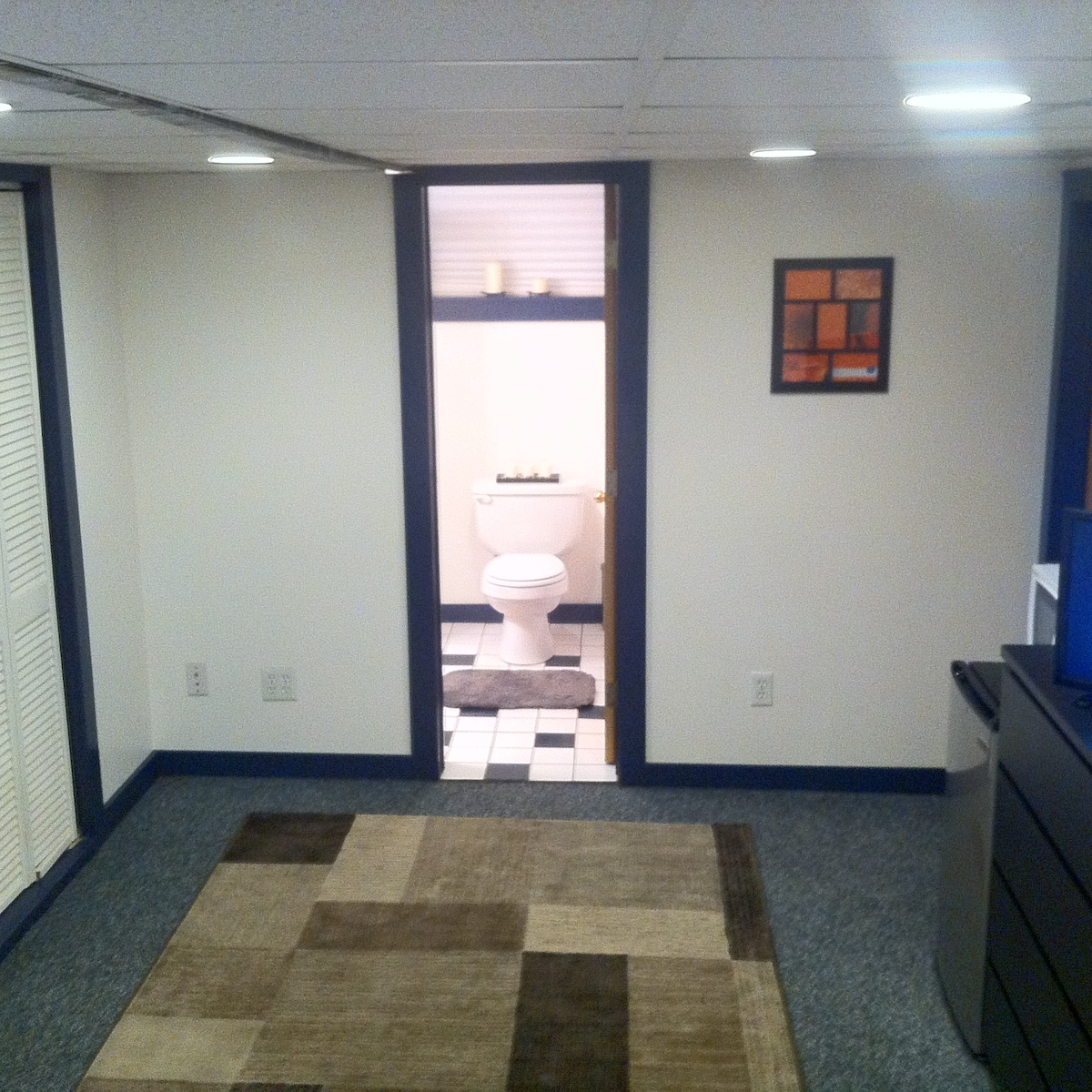 Private floor!! 8 mins to O'Hare,