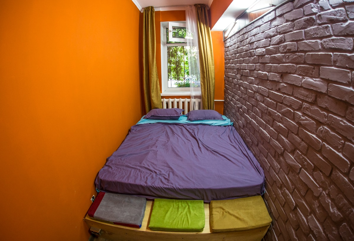 Private room in Loco Hostel