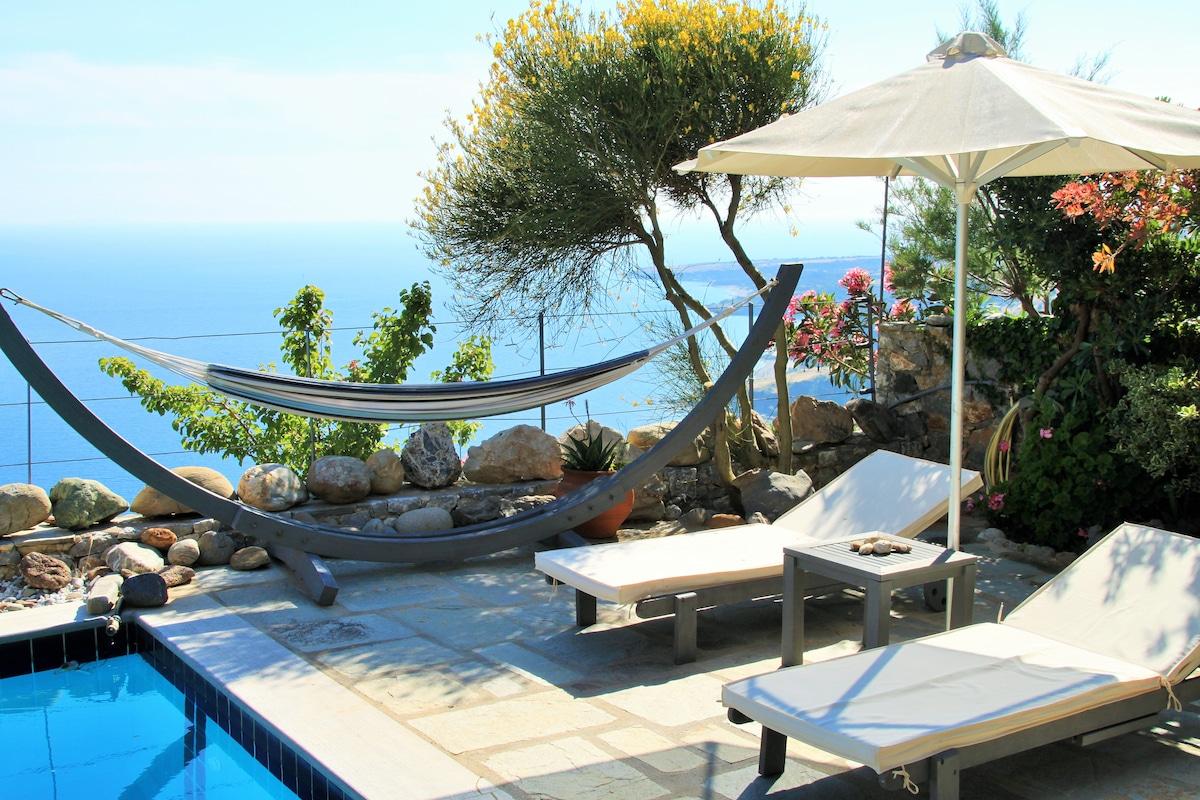 Anemos luxury villas-villa Stefanos