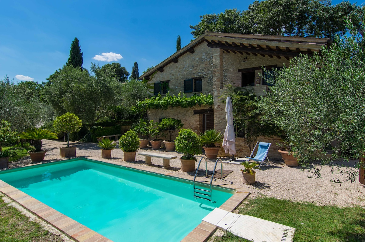 Beautiful Private Umbrian Villa