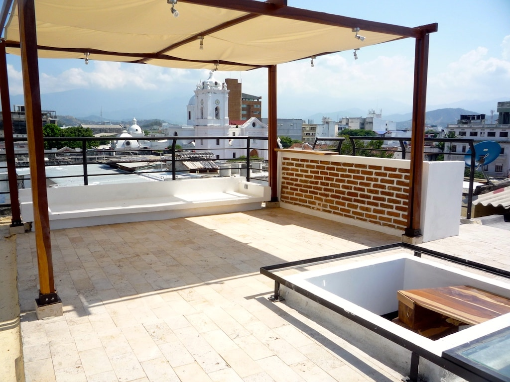 Beautiful apartment, terrace & view