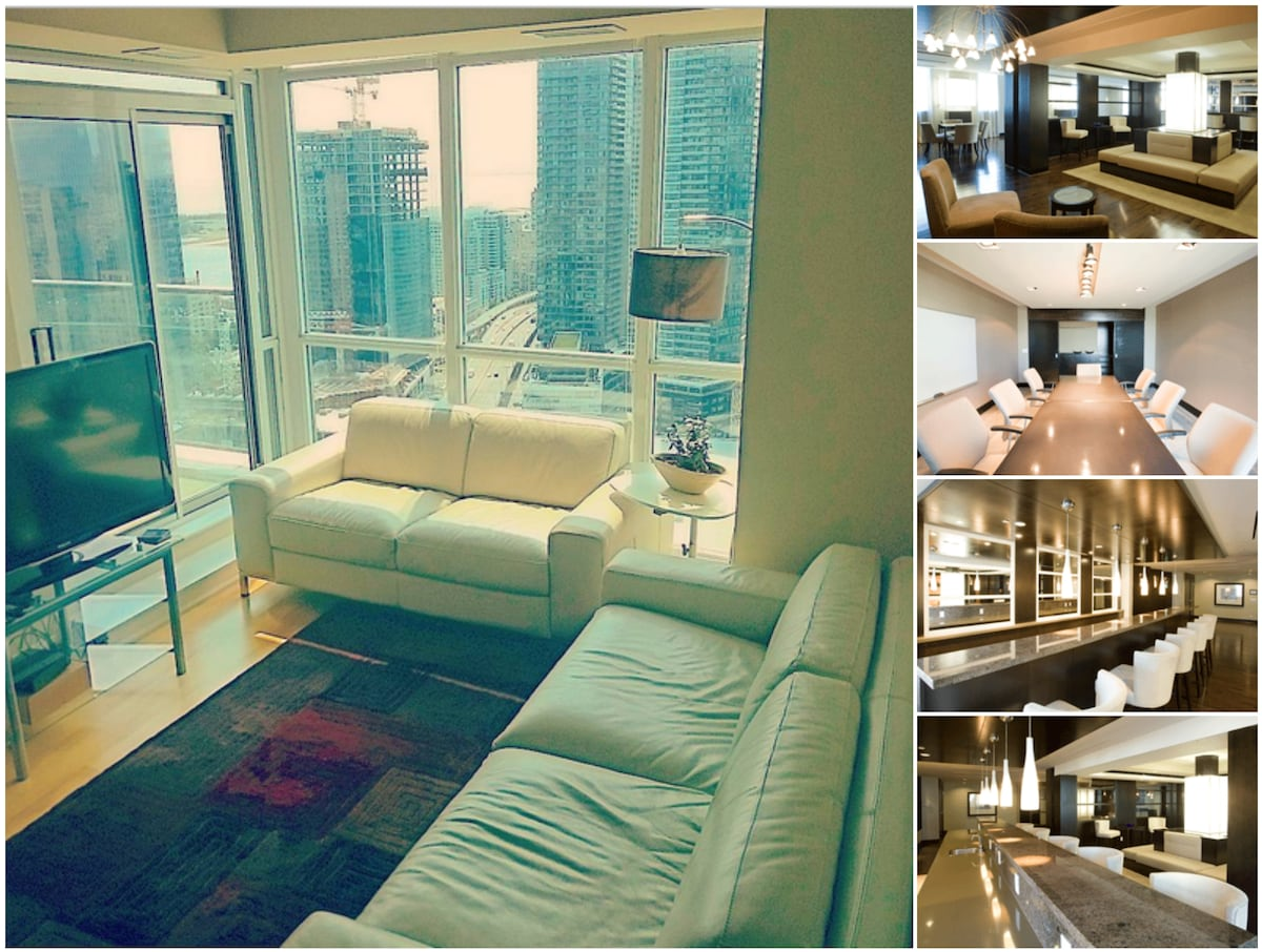 Beautiful Condo in Heart of DT