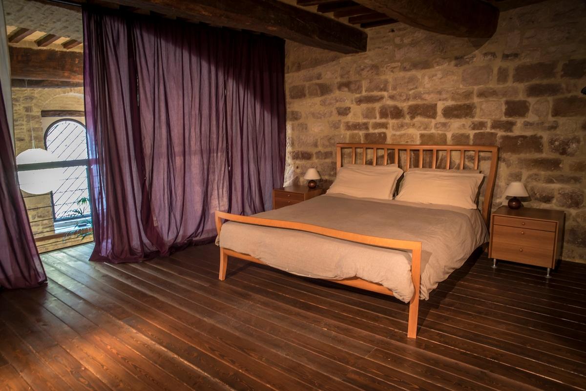 Assisi- loft minimal chic 2-4 beds