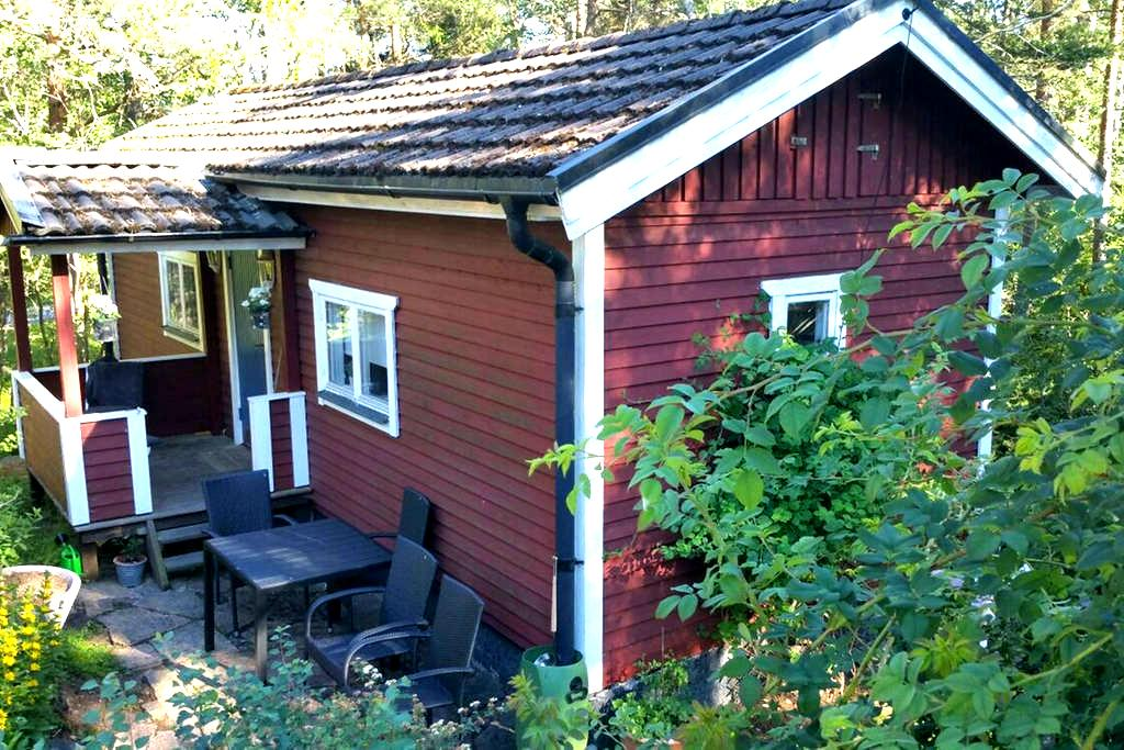 Nice Country House in the archipelago of Stockholm - Värmdö NV - Ev