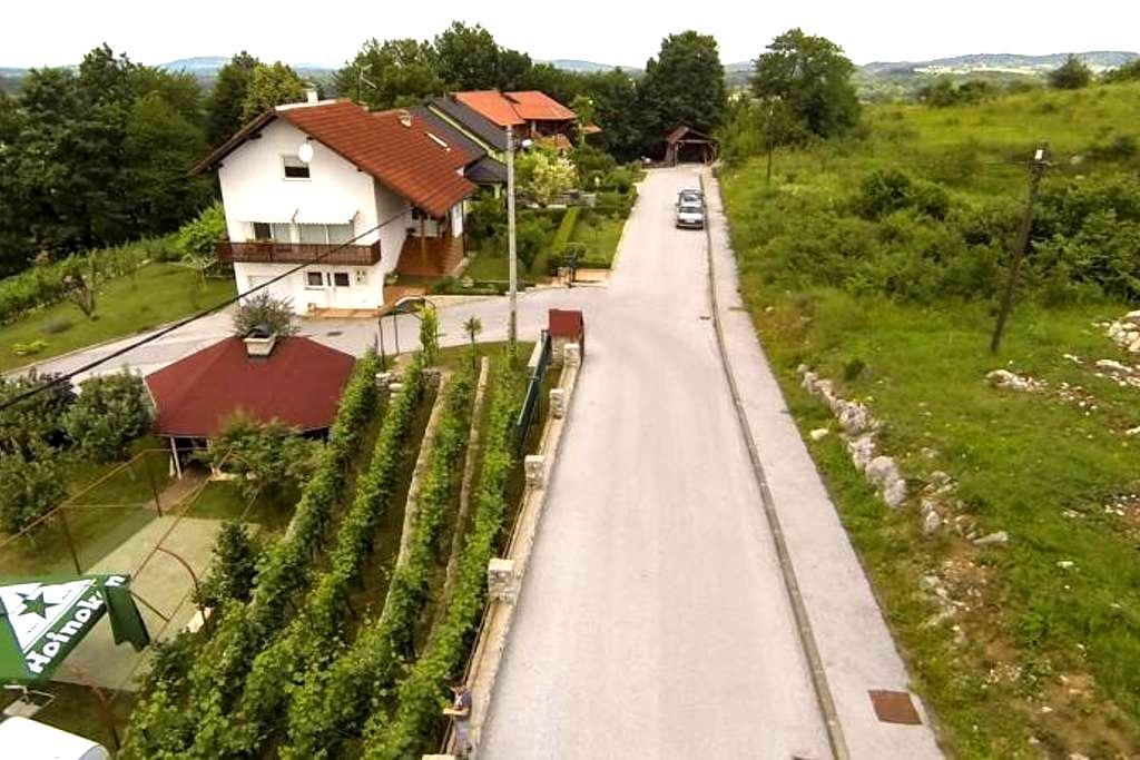 Apartment Bastaja - Slunj - Pis