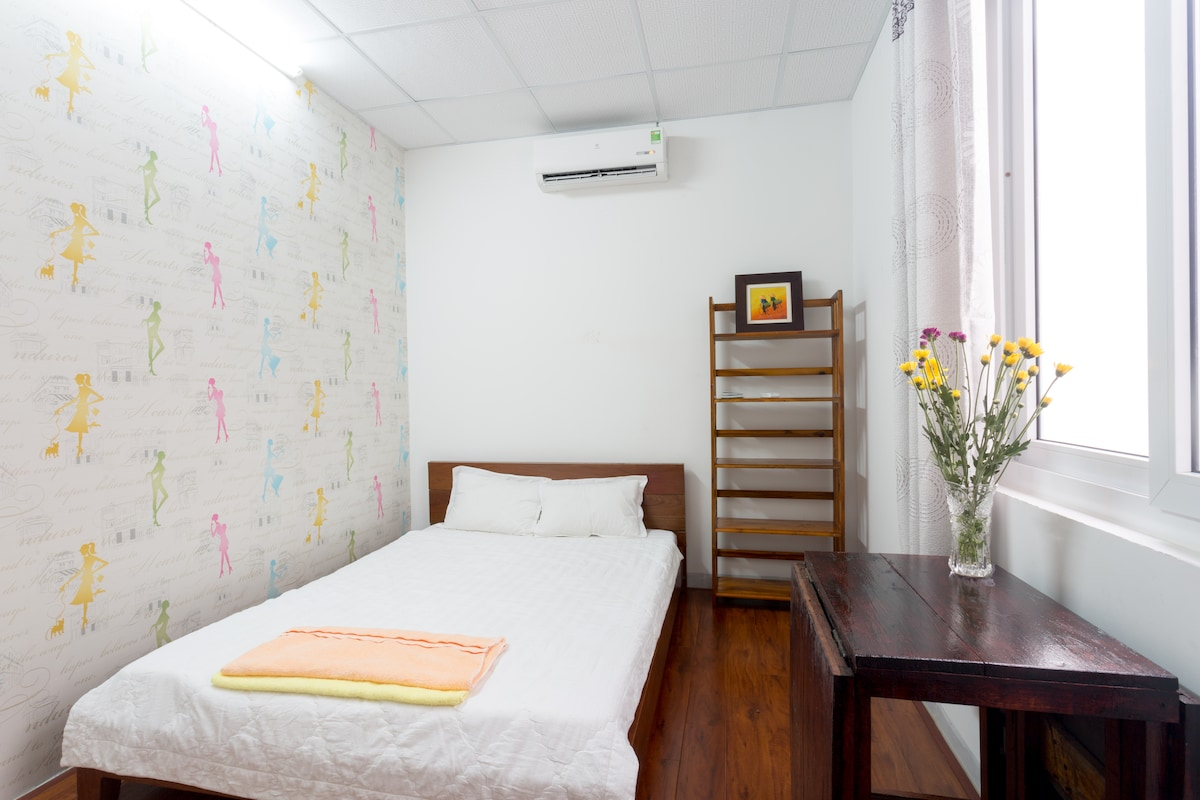 Comfy budget room in DaNang