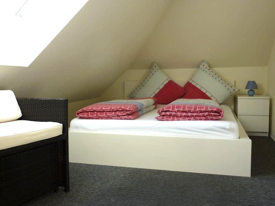 kleines Einzel- / Doppelzimmer - Gyhum