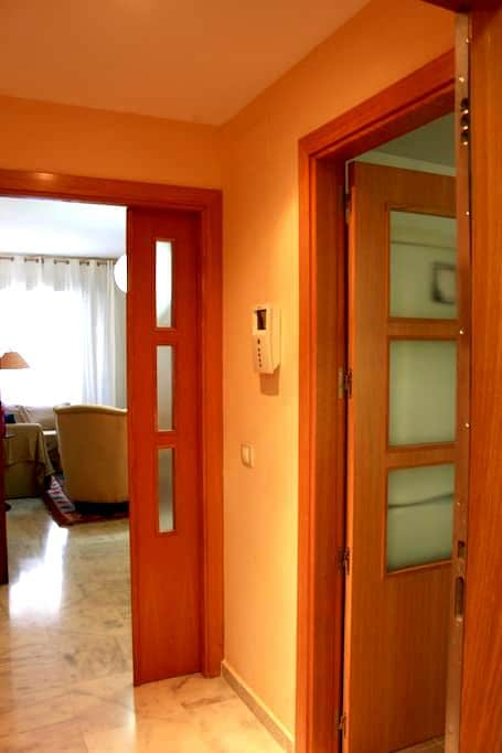 Apto. tranquilo y luminoso - Mairena del Aljarafe - Apartment