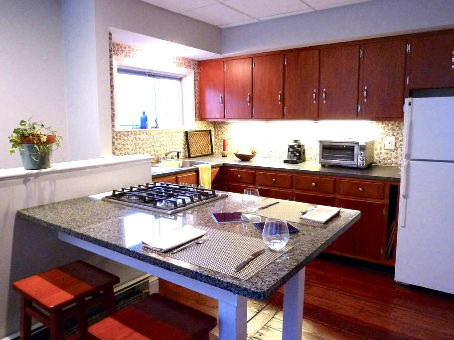 Entire apartment in East Boston - Boston - Appartement