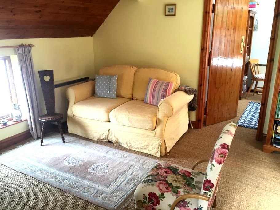 Llofft Stabal - the hayloft. - Denbigh - Apartment