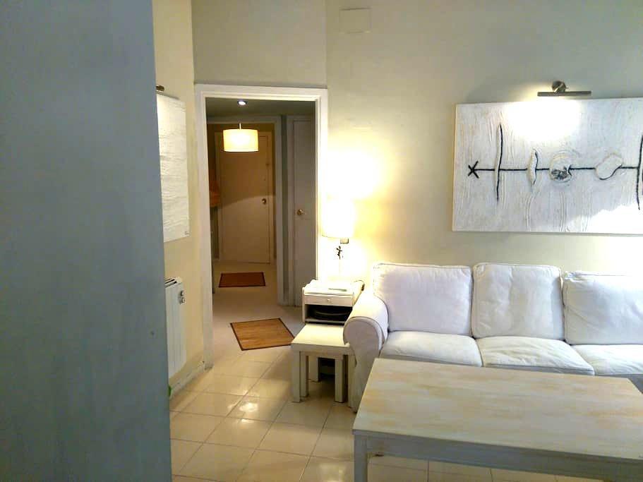 Zona exclusiva y facil de Barcelona - Barcelona - Apartment