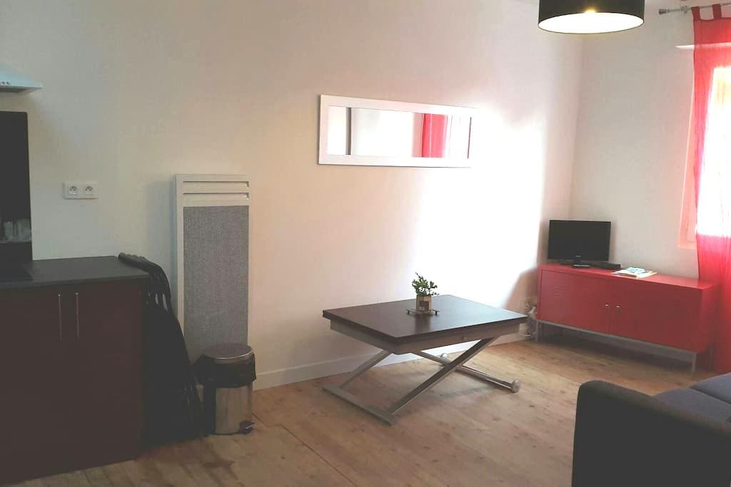 T2 charming and renovated! - Bayonne - Apartment