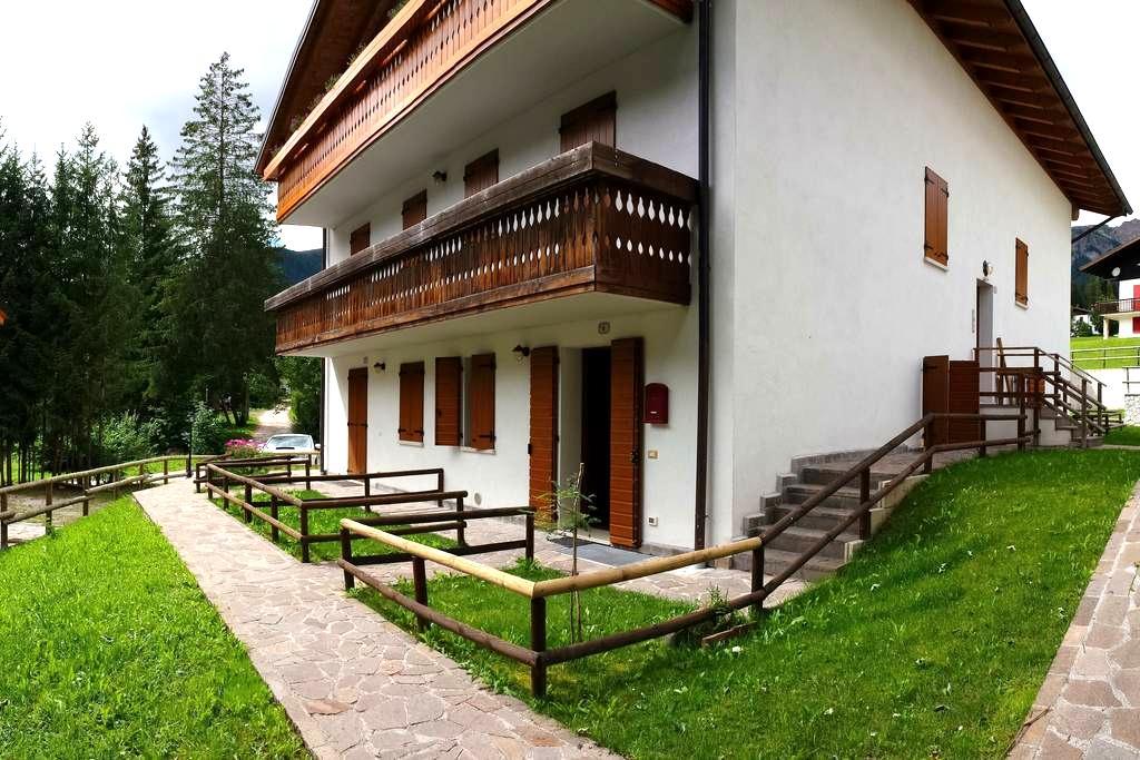 Appartamento Dolomites - Falcade - Leilighet