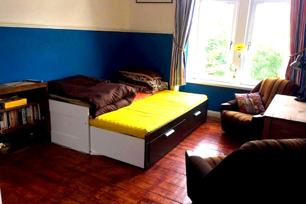 Comfy double room in Dennistoun - Glasgow - Apartment