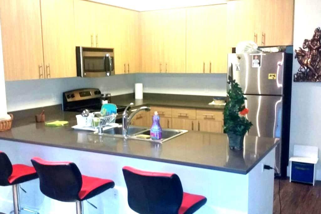 Modern, luxury Apt- Clean - Walnut Creek - Apartamento