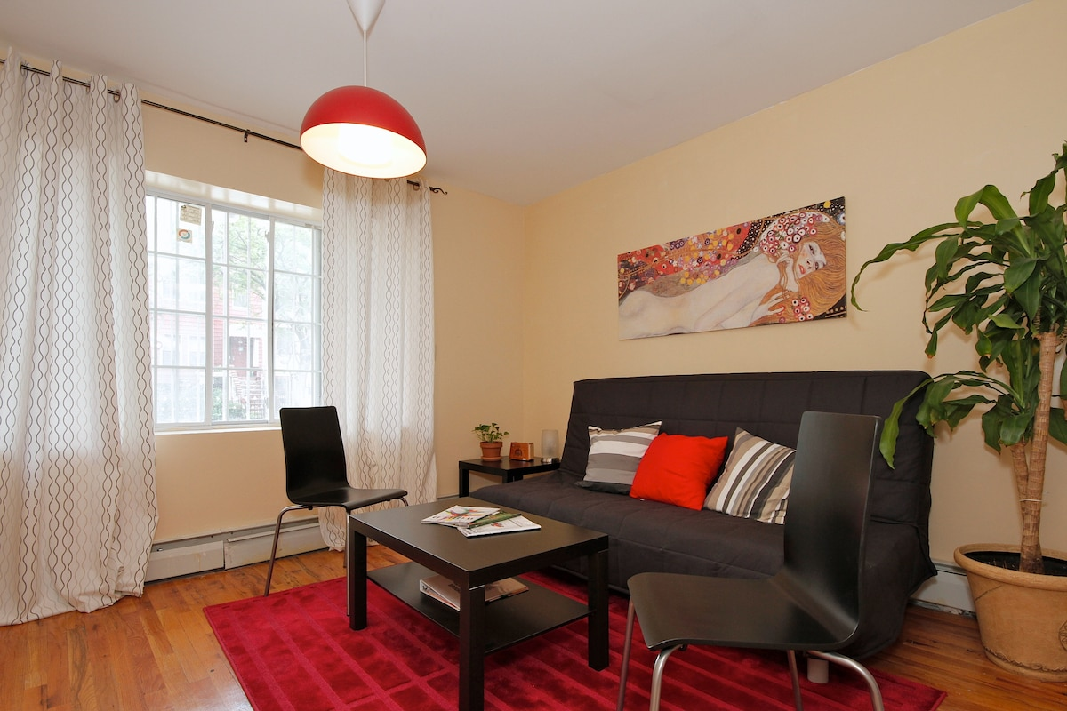 BEAUTIFUL  2BR  20MINS FROM CITY!