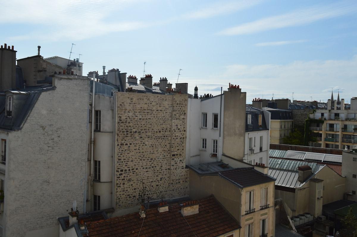 Lovely 1 BD Bastille /Père Lachaise
