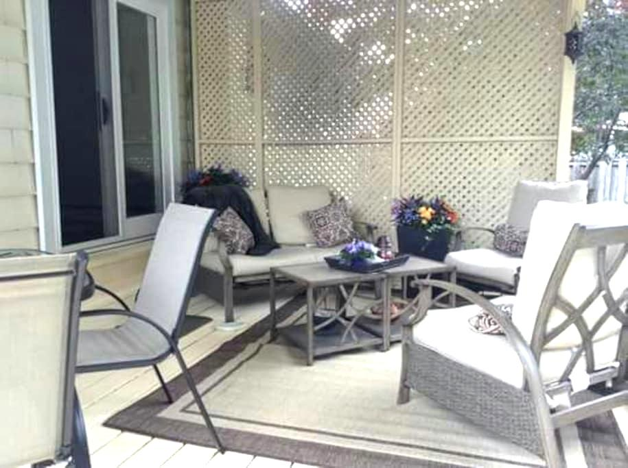 Clean and cozy with a large fenced in yard. - Sault Ste. Marie - Casa