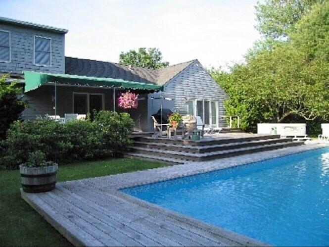 Super Private East Hampton Oasis!