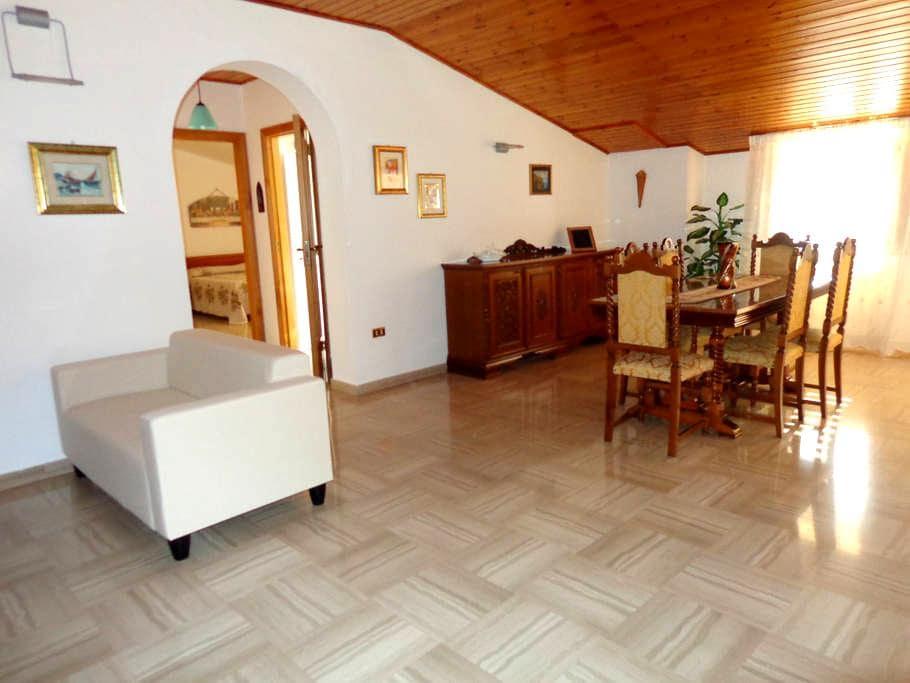 Ampia e accogliente mansarda a S. Giovanni Rotondo - San Giovanni Rotondo - Wohnung