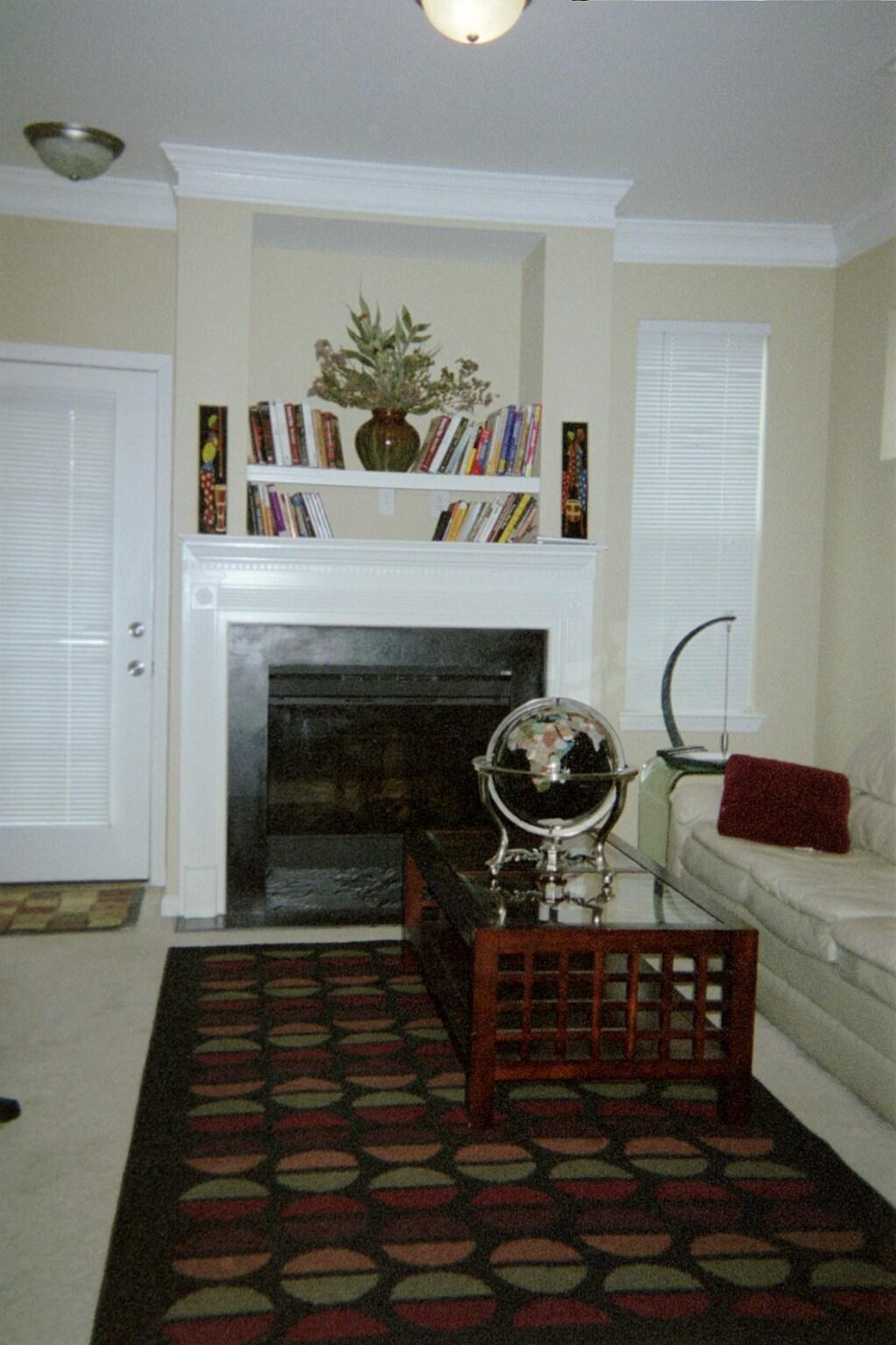 Clean, Comfortable + Convenient!