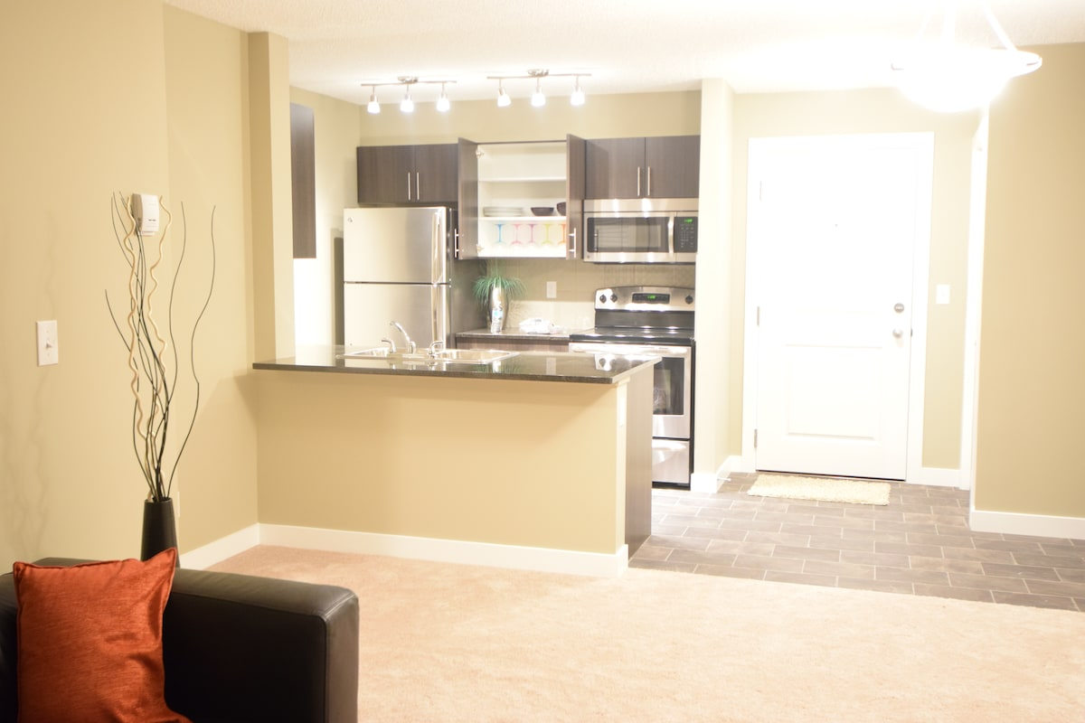Brand new inner city apartment/cond