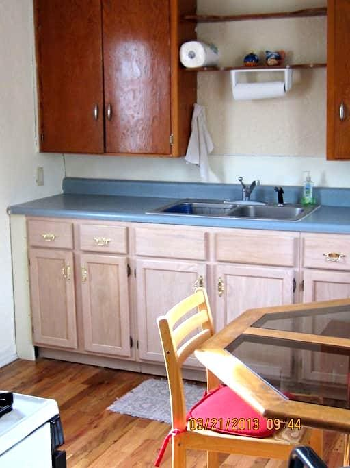 Historic Downtown Furnished Apt - Silver City - Apartmen