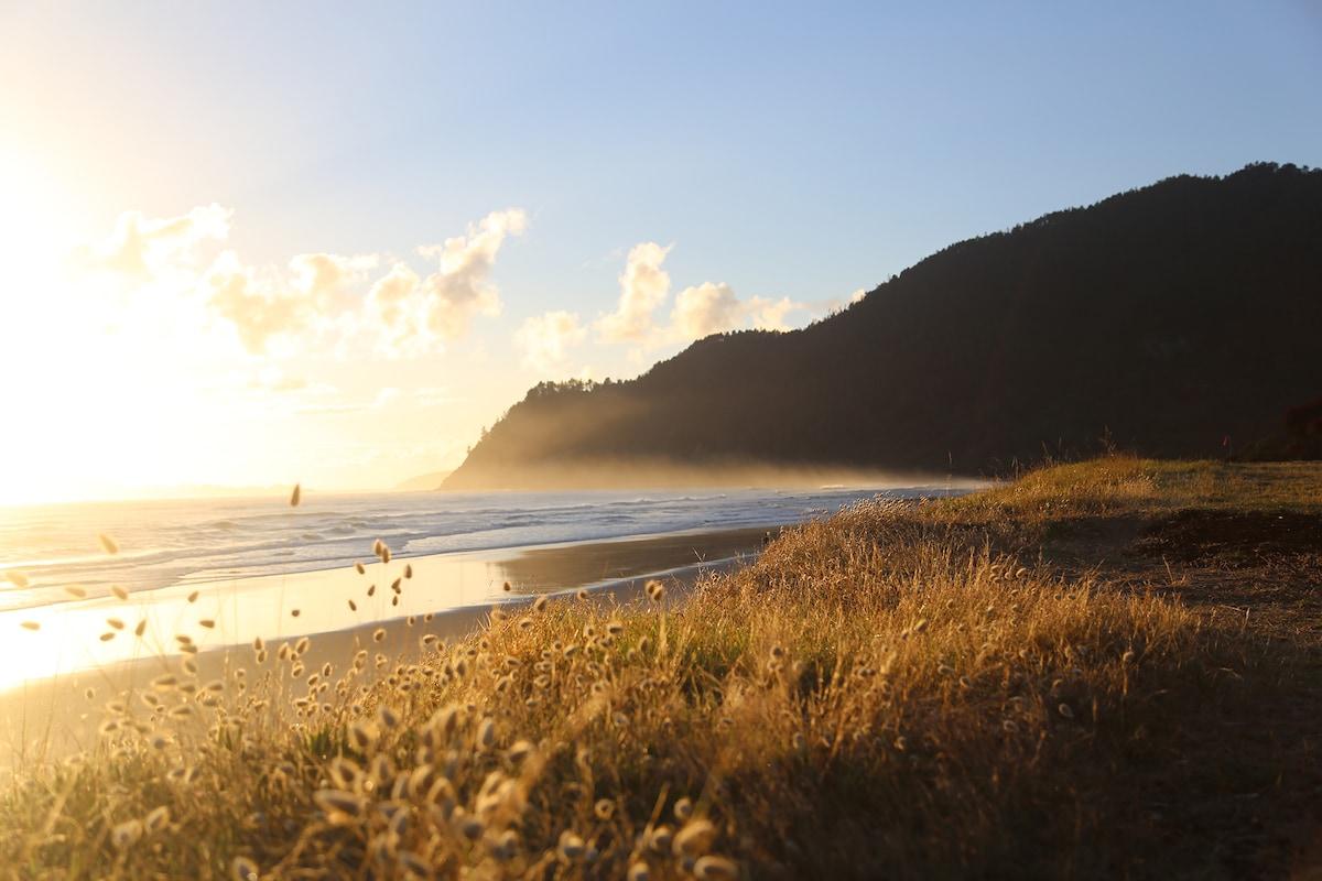 Close to Pauanui beach
