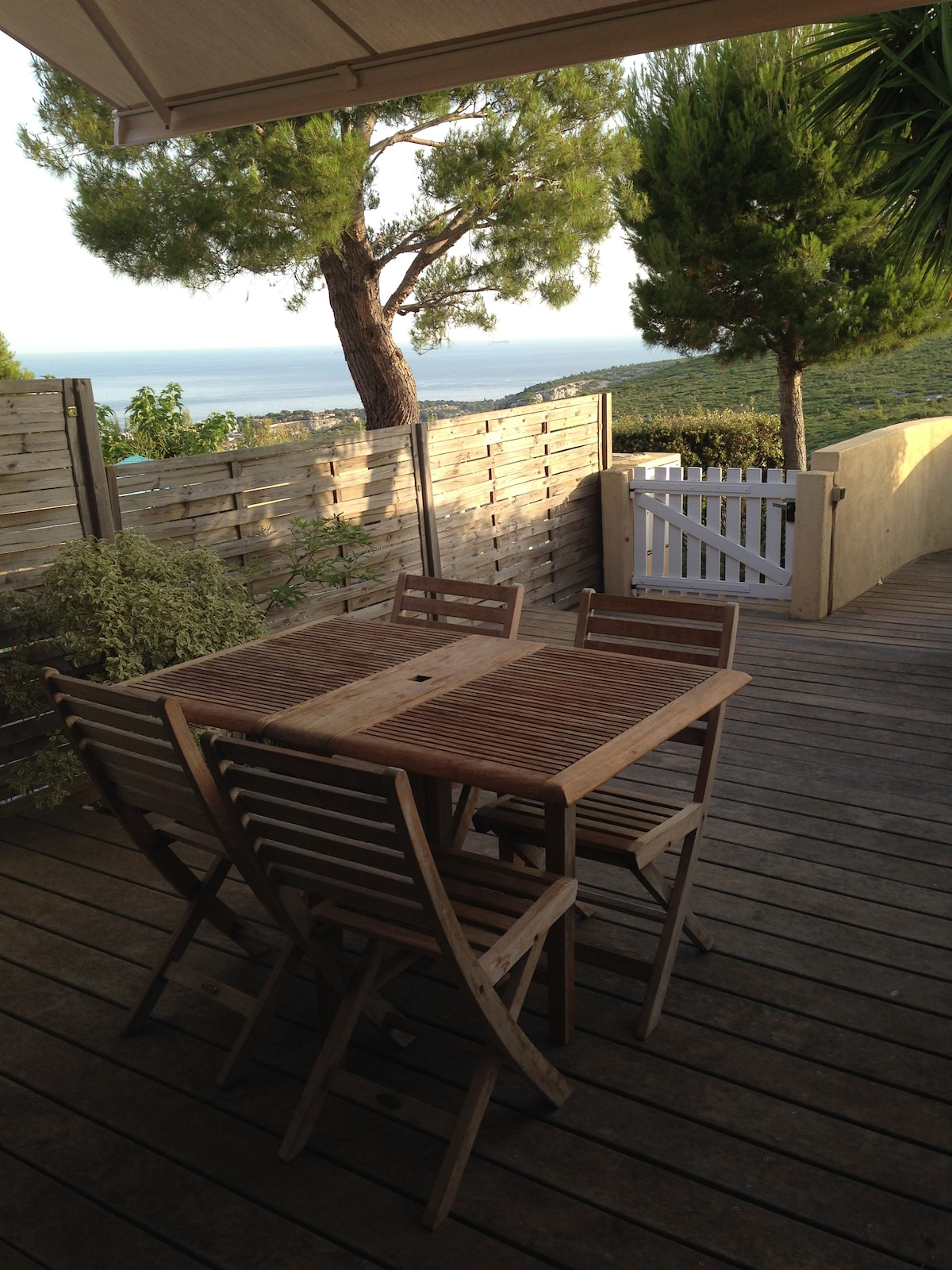 45m2 bungalow sea and hills view