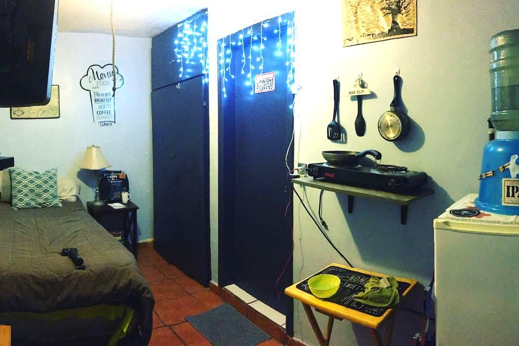 Little&cozy studio. - Ensenada - Lägenhet