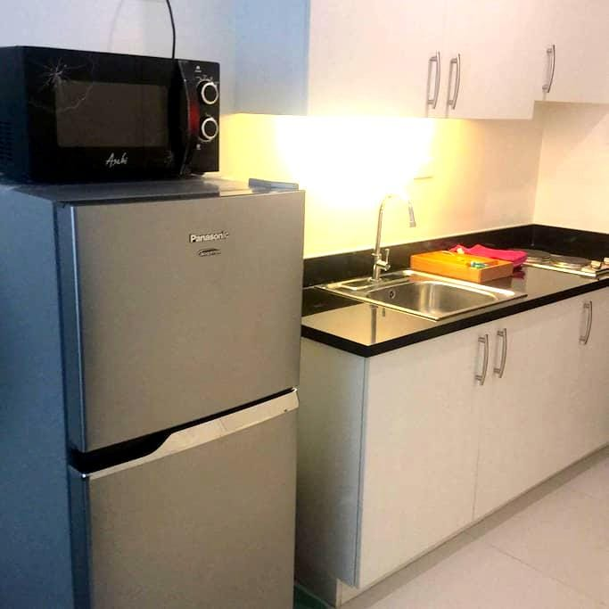 Comfy Home - Fully Furnished - Quezon City - Ortak mülk