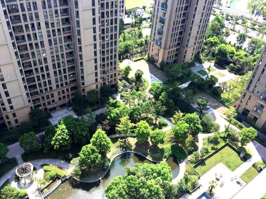 loft/near the subway/cozy and convenient - Hangzhou - Daire