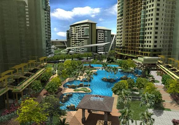 The Red Oak at Two Serendra