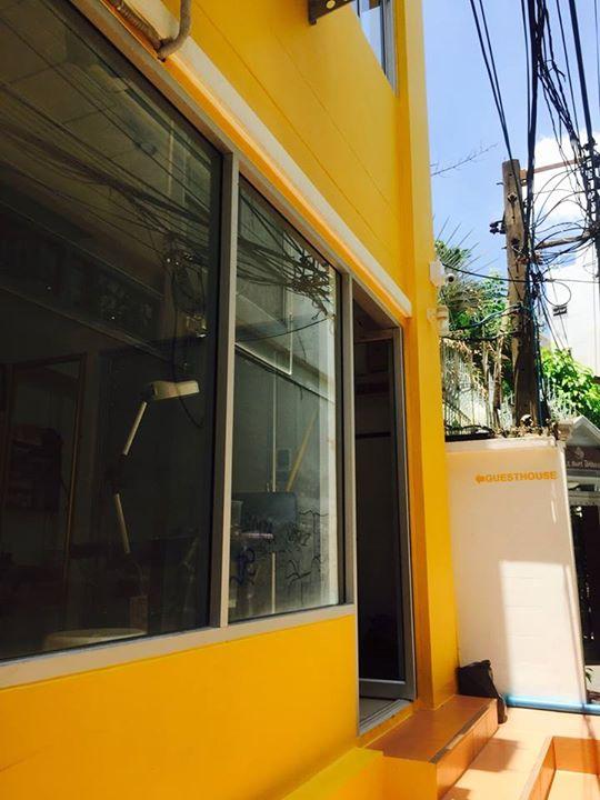 YellowHouse 2 in Khaosan rd.