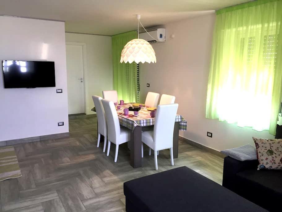 SunSea Appartamento - Giardini Naxos - 独立屋