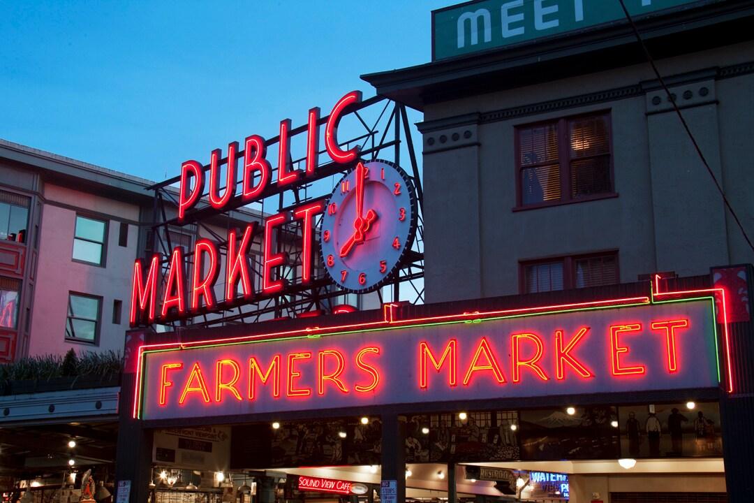 Studio in Heart of Downtown Seattle