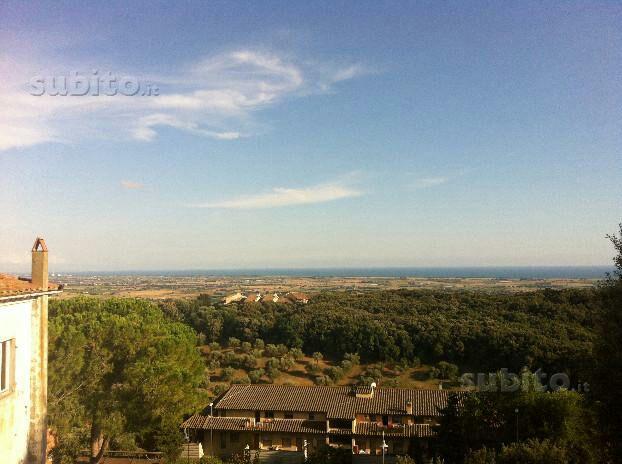 Capalbio Suite, garden & parking