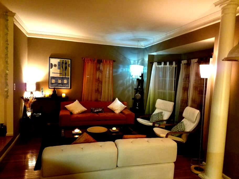 Immaculate & Cozy Getaway near Dulles Airport - Sterling - Sorház