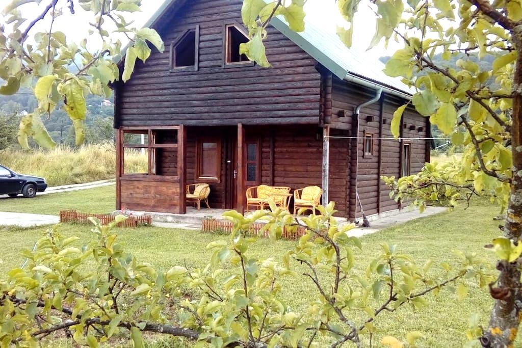 Chalet Breza - Kolašin - 一軒家