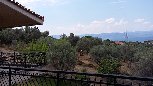 COTTAGE HOUSE ON EVIA