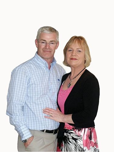 Your Hosts, Tom & Tricia McKeogh wish you a warm welcome...