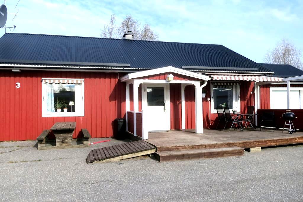 Bäckvallenvägen 3 Svensbyn, Piteå - Piteå SV