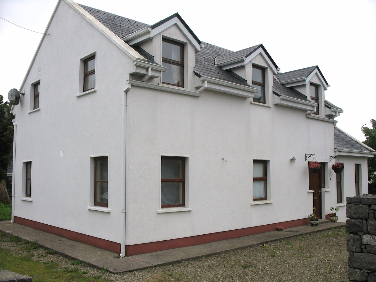 Beautiful house in Central Kinvara