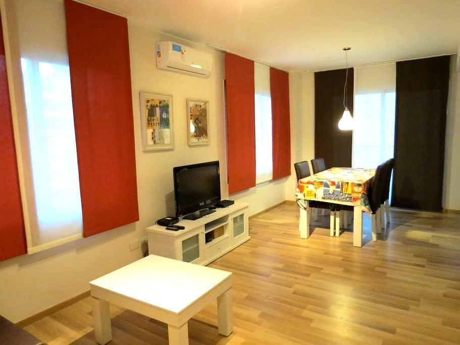 New Nuevo, Buenos Aires,Night Security, AIR COND. - Buenos Aires - Appartement